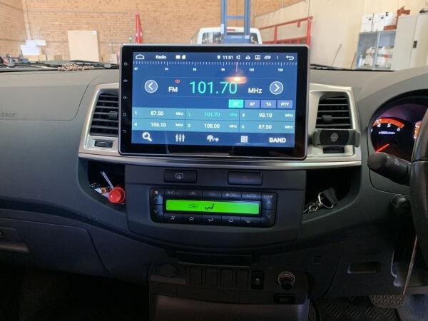 2014 Toyota Hilux universal maxx