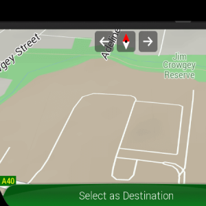 Tom Tom Street Maps