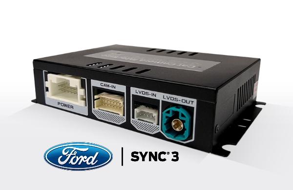 FRD-S34R-3 Sync 3